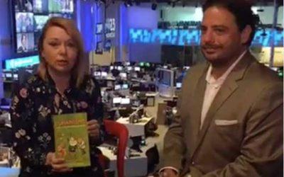 Pedro interviewed on Univision for Al Punto Florida!